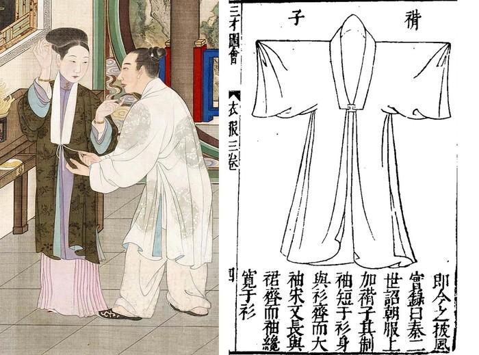 Nguồn gốc của áo dài Việt Nam - Ảnh 4.