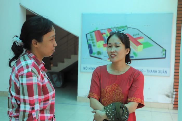 Gần 89.000 học sinh Hà Nội làm thủ tục dự thi vào lớp 10 THPT - Ảnh 9.