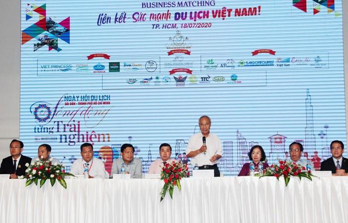 Ngày hội du lịch TPHCM 2020 đạt doanh thu hơn 40 tỷ đồng - Ảnh 2.