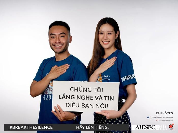"""Hoa hậu Khánh Vân kêu gọi nạn nhân quấy rối tình dục """"Hãy lên tiếng"""" - Ảnh 10."""