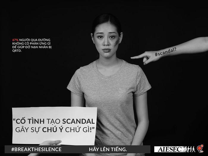 """Hoa hậu Khánh Vân kêu gọi nạn nhân quấy rối tình dục """"Hãy lên tiếng"""" - Ảnh 3."""