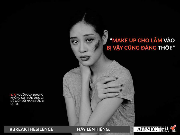 """Hoa hậu Khánh Vân kêu gọi nạn nhân quấy rối tình dục """"Hãy lên tiếng"""" - Ảnh 4."""