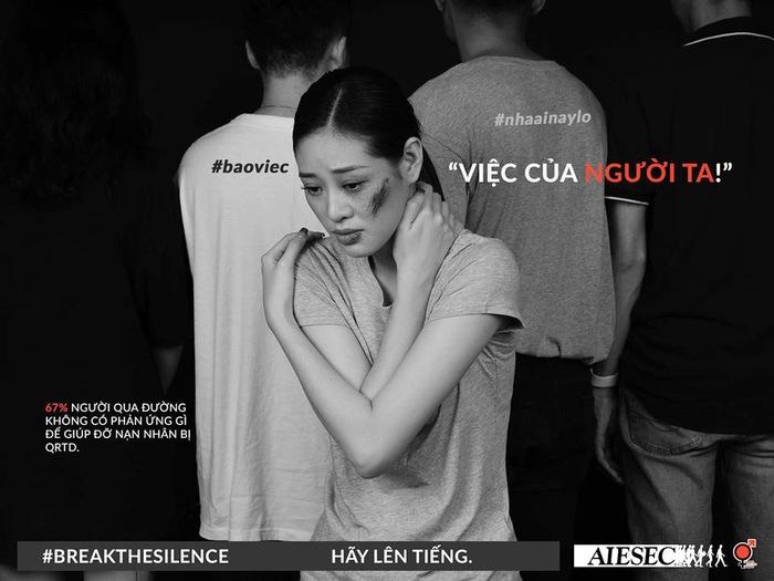"""Hoa hậu Khánh Vân kêu gọi nạn nhân quấy rối tình dục """"Hãy lên tiếng"""" - Ảnh 5."""