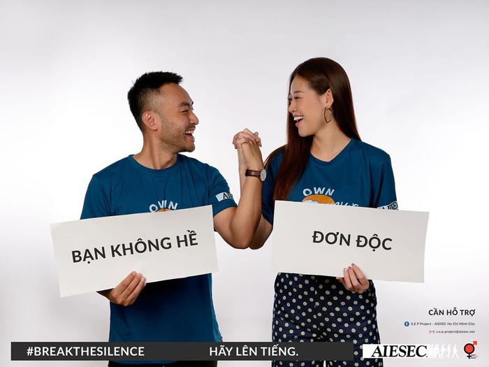 """Hoa hậu Khánh Vân kêu gọi nạn nhân quấy rối tình dục """"Hãy lên tiếng"""" - Ảnh 7."""