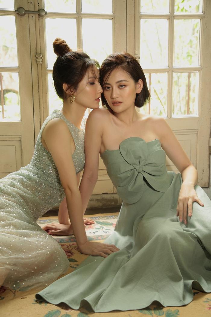 Thanh Sơn, Diễm My 9X và Thùy Anh chụp ảnh kể chuyện tình tay ba - Ảnh 3.
