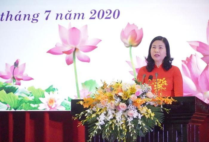 Thái Bình khen thưởng 142 điển hình, cá nhân tiêu biểu xuất sắc trong phong trào thi đua yêu nước giai đoạn 2015 - 2020 - Ảnh 3.