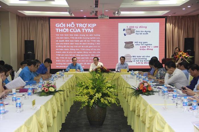 Khối thi đua MTTQ và tổ chức thành viên đóng góp quan trọng trong phòng, chống dịch Covid-19 - Ảnh 3.