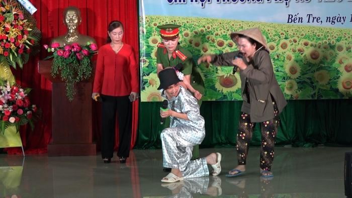 Bão lực gia đình và xâm hại trẻ em được nhiều tỉnh đồng bằng sông Cửu Long chọn giao lưu để học hỏi kinh nghiệm trong công tác truyền thông phòng, chống