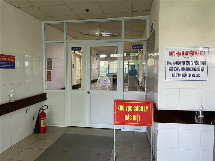 Bộ Y tế xác nhận phát hiện thêm một ca nhiễm COVID-19 trong cộng đồng tại Đà Nẵng, hiện đang thở máy - Ảnh 1.