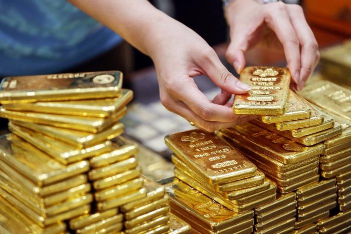 Giá vàng trong nước lập kỷ lục mới: 58,12 triệu đồng/lượng - Ảnh 1.