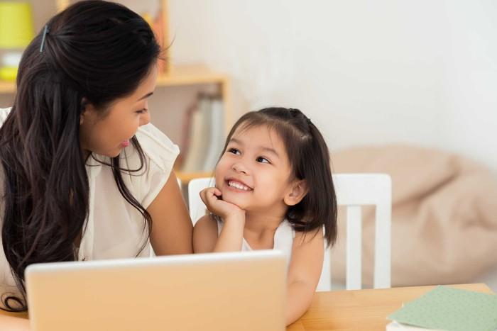 """Giúp """"mẹ bỉm sữa"""" dạy tiếng Anh online cho con - Ảnh 1."""