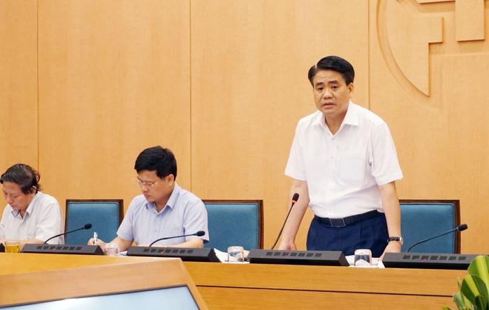 Hà Nội tạm dừng các hoạt động tập trung đông người từ tối 29/7 - Ảnh 1.