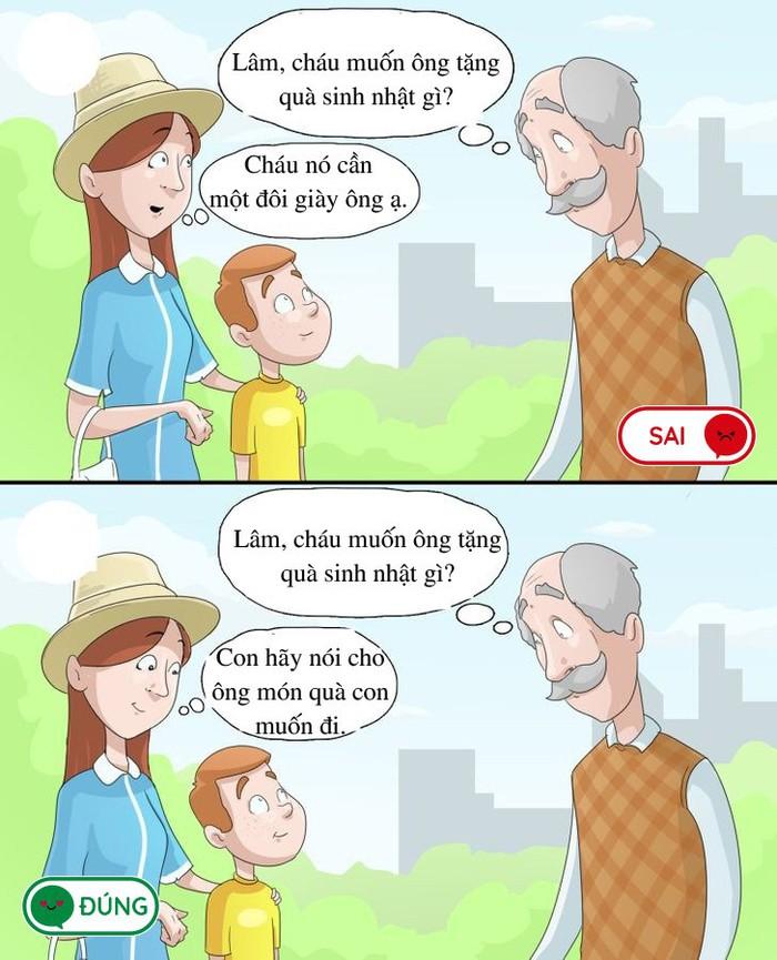 Muốn con sớm trưởng thành, cha mẹ hãy ngừng làm 9 điều này cho bé - Ảnh 8.