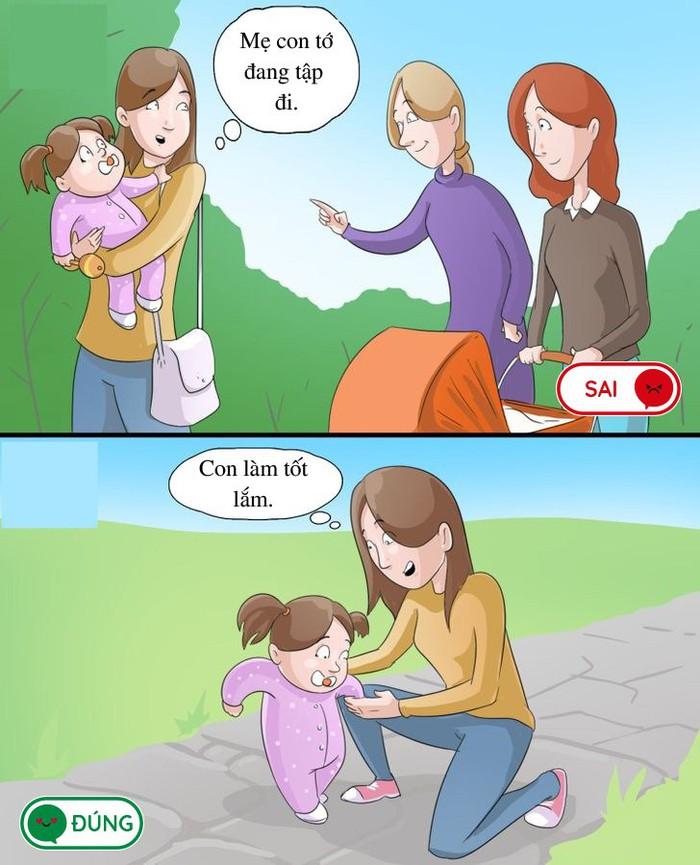 Muốn con sớm trưởng thành, cha mẹ hãy ngừng làm 9 điều này cho bé - Ảnh 7.