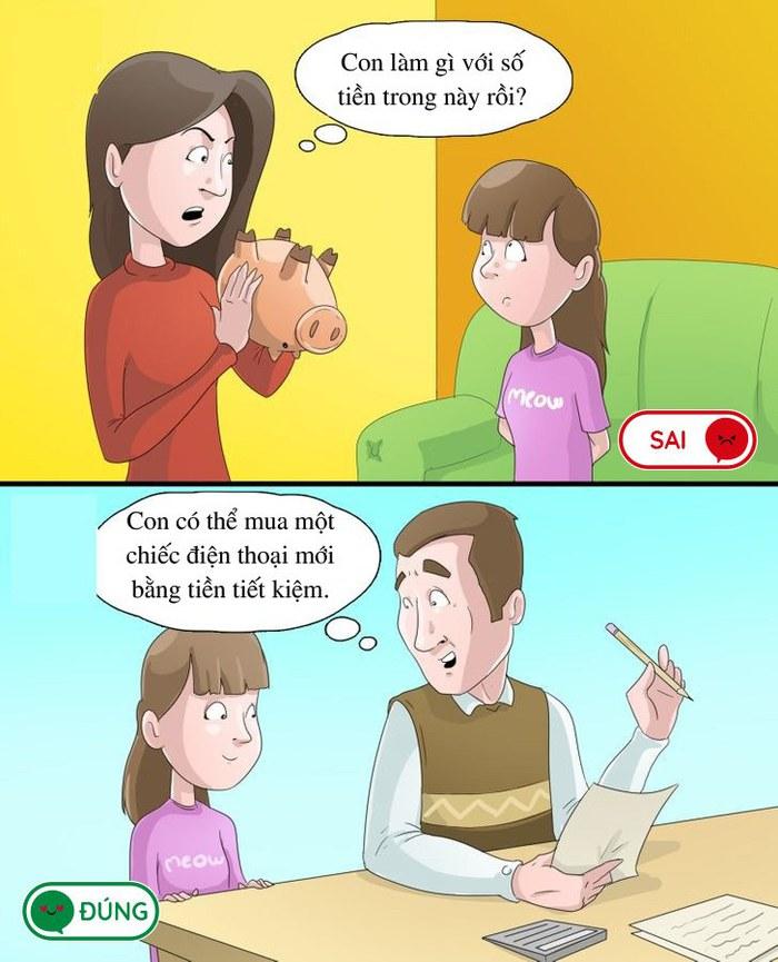 Muốn con sớm trưởng thành, cha mẹ hãy ngừng làm 9 điều này cho bé - Ảnh 6.