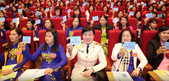 Đại hội đại biểu phụ nữ toàn quốc lần thứ XIII tổ chức vào tháng 3/2022 - Ảnh 1.