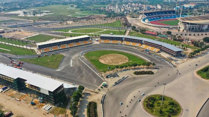 Tháng 11/2020: Hà Nội sẽ tổ chức giải đua xe F1 - Ảnh 1.