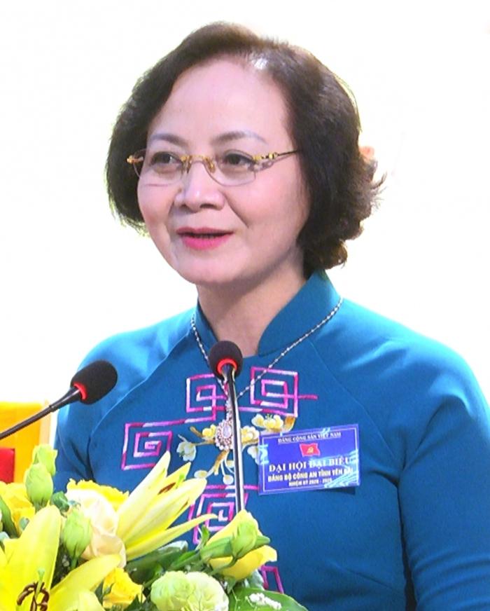 Cả nước có 9 nữ Bí thư Tỉnh ủy đương nhiệm - số lượng nhiều nhất trong những nhiệm kỳ gần đây - Ảnh 7.