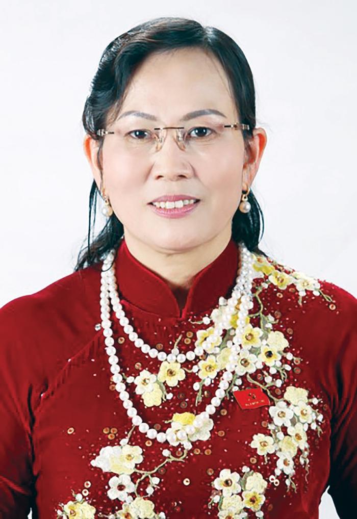 Cả nước có 9 nữ Bí thư Tỉnh ủy đương nhiệm - số lượng nhiều nhất trong những nhiệm kỳ gần đây - Ảnh 6.