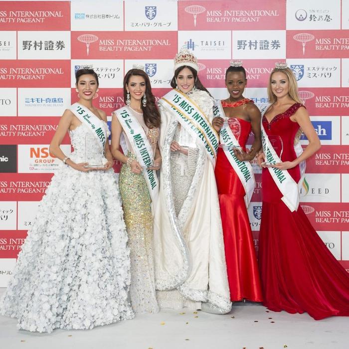 5 cô gái Việt thành công nhất tại các cuộc thi sắc đẹp quốc tế trong thập kỷ qua - Ảnh 5.
