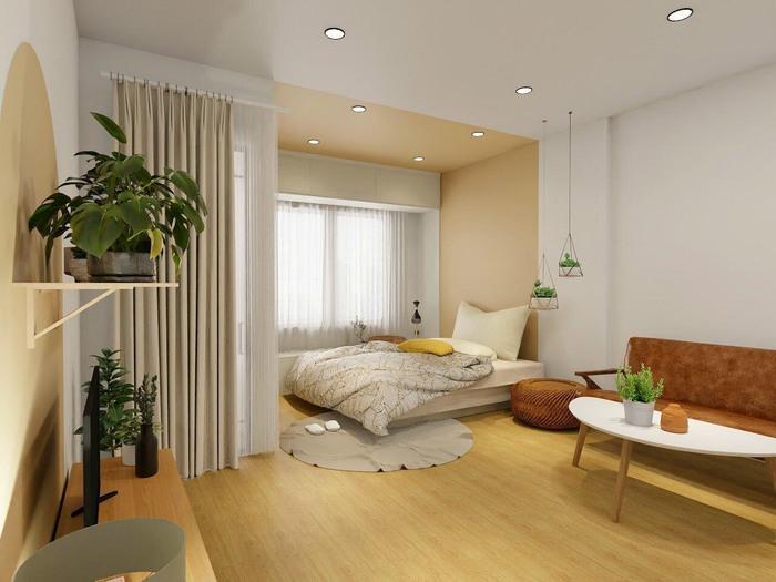 Xu hướng thiết kế nội thất hiện đại cho căn hộ 30m2 - Ảnh 11.