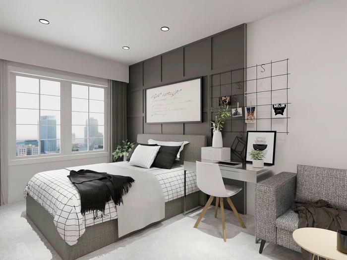 Xu hướng thiết kế nội thất hiện đại cho căn hộ 30m2 - Ảnh 2.
