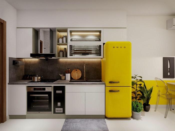 Xu hướng thiết kế nội thất hiện đại cho căn hộ 30m2 - Ảnh 4.