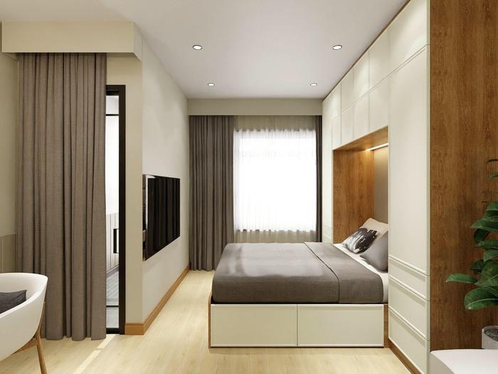 Xu hướng thiết kế nội thất hiện đại cho căn hộ 30m2 - Ảnh 7.