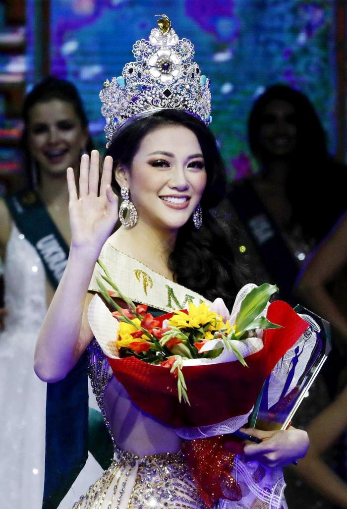 5 cô gái Việt thành công nhất tại các cuộc thi sắc đẹp quốc tế trong thập kỷ qua - Ảnh 4.