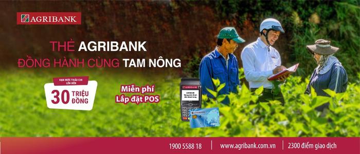 Tạo sức bật mới, Agribank góp phần thúc đẩy  phát triển kinh tế bền vững - Ảnh 2.