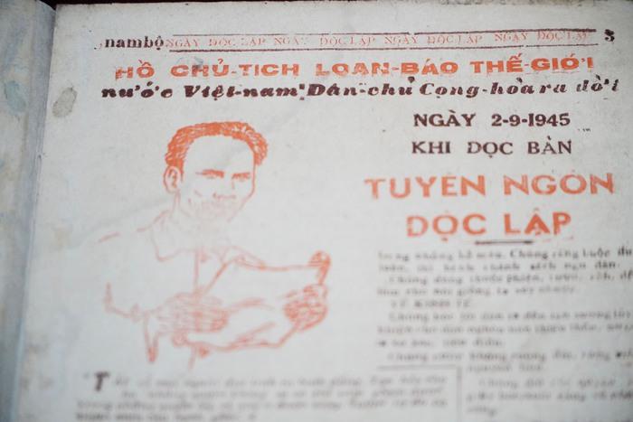 Chiêm ngưỡng những hiện vật gắn liền với ngày nước Việt Nam Dân chủ Cộng hòa được khai sinh - Ảnh 13.