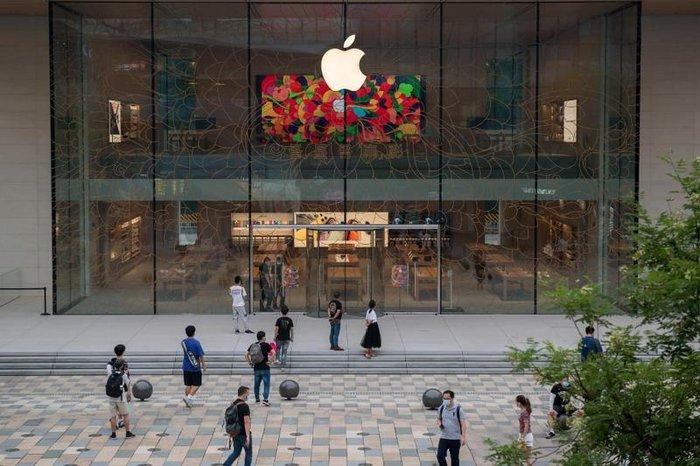 Apple loại bỏ hơn 30.000 ứng dụng khỏi App Store Trung Quốc - Ảnh 1.