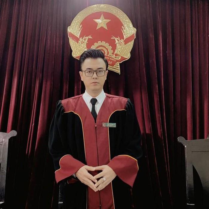 """Tuấn Tú trong vai Quang của phim """"Lựa chọn số phận"""""""