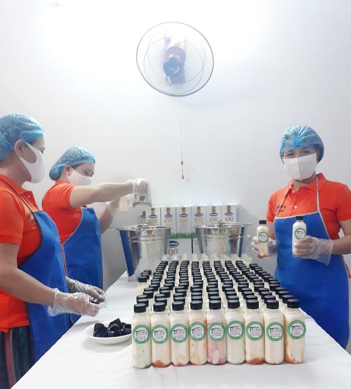 Nữ doanh nhân làm ra sữa chua vì sức khỏe cộng đồng - Ảnh 3.