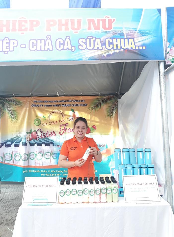 Nữ doanh nhân làm ra sữa chua vì sức khỏe cộng đồng - Ảnh 2.