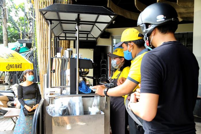 Cà phê Ông Bầu khai trương 6 điểm bán mới - Ảnh 2.