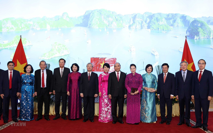 Tương lai của Việt Nam song hành với hòa bình, ổn định, hợp tác và thịnh vượng chung