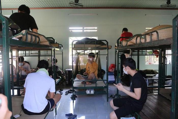 Bộ Y tế đề nghị Quảng Nam thực hiện nghiêm việc cách ly tập trung những đối tượng F1 đề hạn chế dịch Covid-19 bùng phát trong cộng đồng. Ảnh minh họa