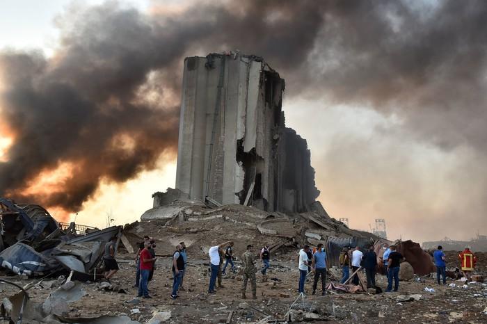 Nổ lớn ở Lebanon, ít nhất 78 người chết, hàng nghìn người bị thương - Ảnh 1.