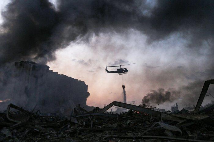 Nổ lớn ở Lebanon, ít nhất 78 người chết, hàng nghìn người bị thương - Ảnh 3.