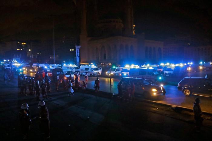 Nổ lớn ở Lebanon, ít nhất 78 người chết, hàng nghìn người bị thương - Ảnh 2.