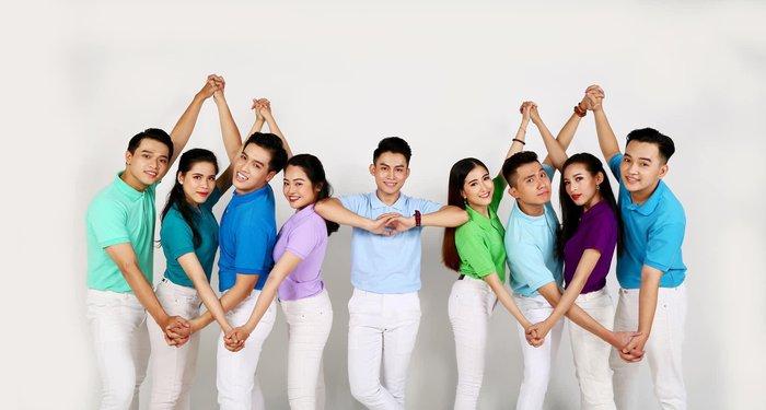 Nhóm Sao Việt, những giọng ca xung kích trong các hoạt động phong trào thanh niên tại TPHCM