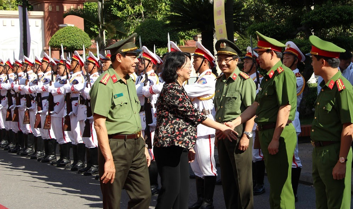 Phó Chủ tịch nước Đặng Thị Ngọc Thịnh thăm và làm việc tại tỉnh Nghệ An - Ảnh 2.
