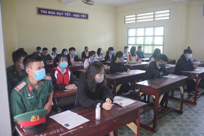 """Ngành giáo dục các tỉnh Tây Nguyên nỗ lực đảm bảo an toàn kỳ thi tốt nghiệp THPT trước đại dịch """"kép"""" - Ảnh 2."""