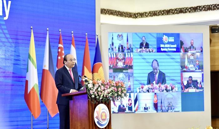 Thủ tướng Nguyễn Xuân Phúc: ASEAN đoàn kết, vững mạnh, thịnh vượng, tự cường - Ảnh 1.