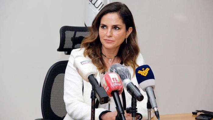 Nữ Bộ trưởng Thông tin từ chức sau vụ nổ chấn động Lebanon - Ảnh 1.