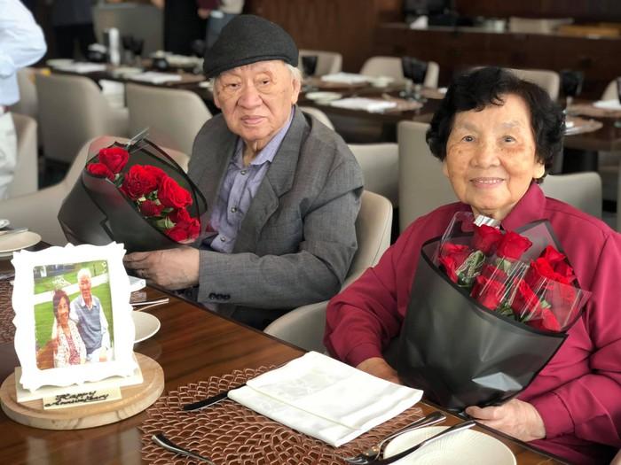 """Hà Anh chia sẻ sau khi ông nội qua đời: """"Ông truyền cho tôi ngọn lửa sống, tin yêu vào cuộc đời"""" - Ảnh 5."""