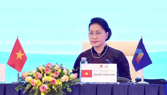 Đại hội đồng Liên nghị viện ASEAN ủng hộ thúc đẩy bình đẳng giới