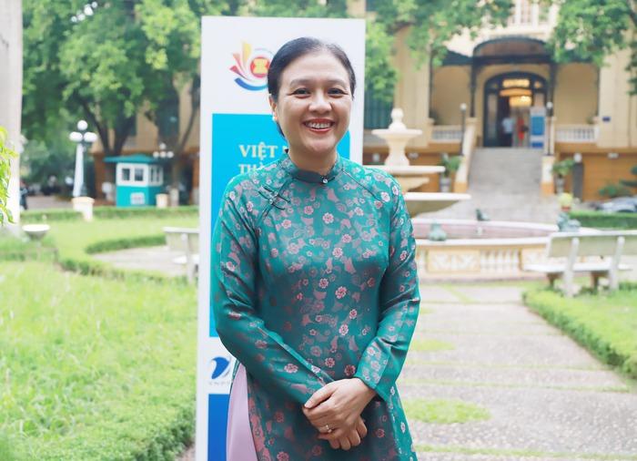 Phụ nữ góp phần gìn giữ hòa bình trong khu vực ASEAN - Ảnh 1.