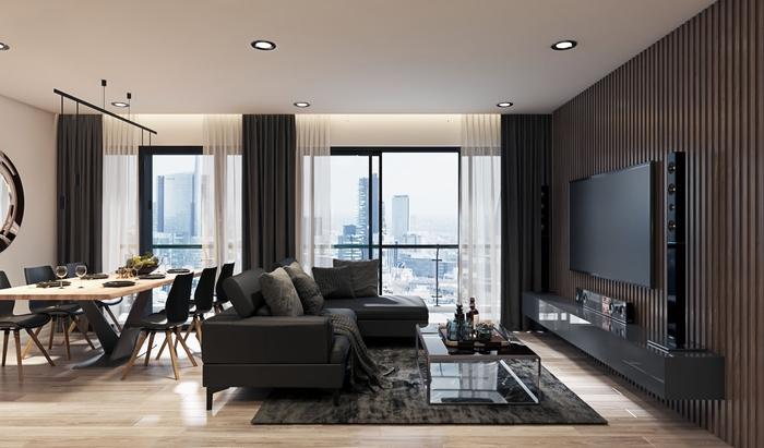 5 phong cách thiết kế nội thất nổi bật năm 2020 - Ảnh 2.